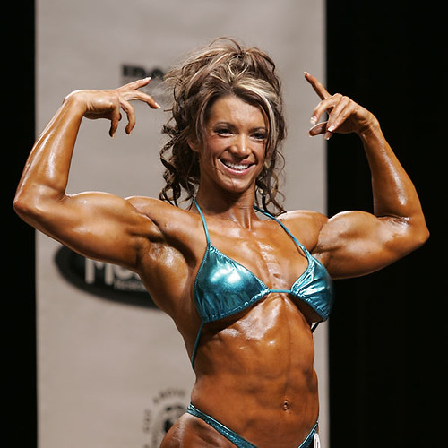 Tamela Jackson Wins The 2007 California Bodybuilding Championship