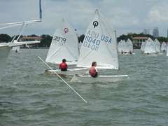 I Sailing - Schools Out Regatta