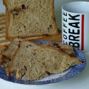 pain au café