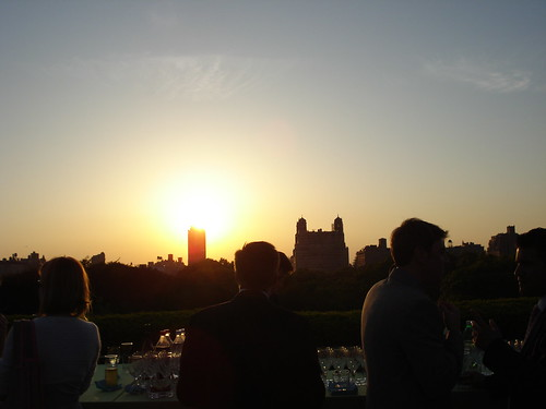 metropolitan museum of art rooftop