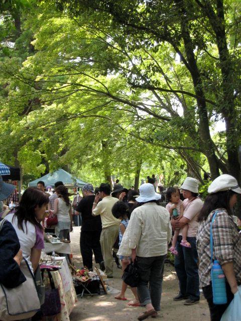 2007.5.27 上賀茂神社23 手作り市20