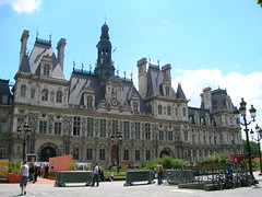 Paris city hall (katealch) Tags: paris france hoteldeville cityhall faade mairie pariscityhall mairiedeparis parismayor
