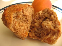 Date and Apricot Bran Muffins