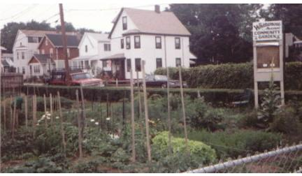 Whittemore Avenue Community Garden
