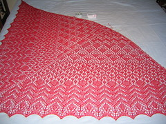 mystery shawl