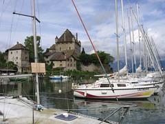 Yvoire, France (Jasperdo) Tags: france castle village historic chateau oldcity smalltown yvoire