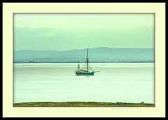 Tangora Sailing Home (Welsh Harlequin) Tags: boats sailing portishead severn newport bristolchannel blueribbonwinner