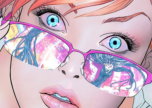 Oracle #2 (detalle portada, Guillem March)