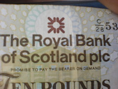 Royal Bank of Scotland Banknotes