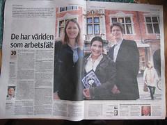Svenska Dagbladet 14 Mars 2007