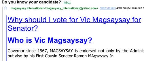 magsaysay-spam