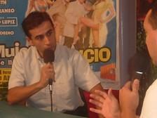 Oscar Davila (presidente de la Peña Amigos del Pedal)