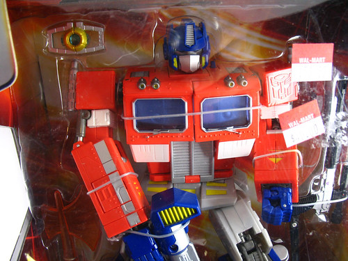 Hasbro 20th Anniversary Optimus Prime