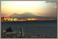The Vesuvius from Mergellina ... - by krisdecurtis