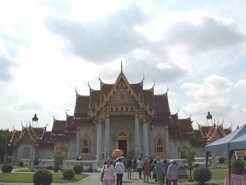 Marble Temple Trip at Bangkok - Thailand วัดเบญจมบพิตร