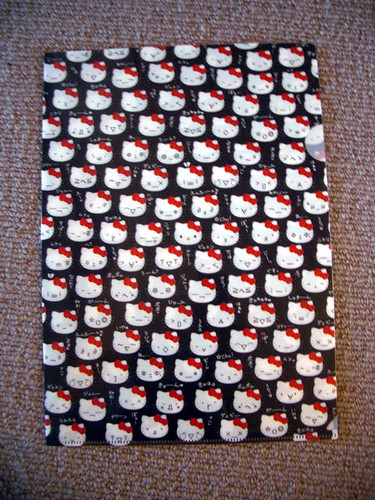 Charmmy Kitty Stickers · Hello Kitty Emoticon Print A4 Sleeve