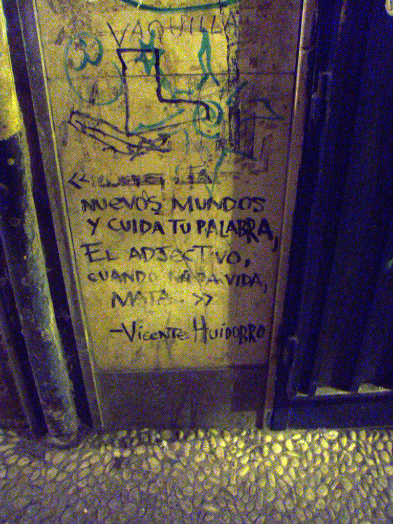 The World\'s Best Photos of graffiti and poema - Flickr Hive Mind