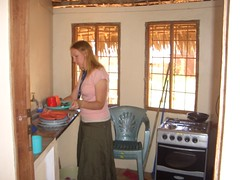 Angel in visitors kitchen (luyandophotos) Tags: iris pemba