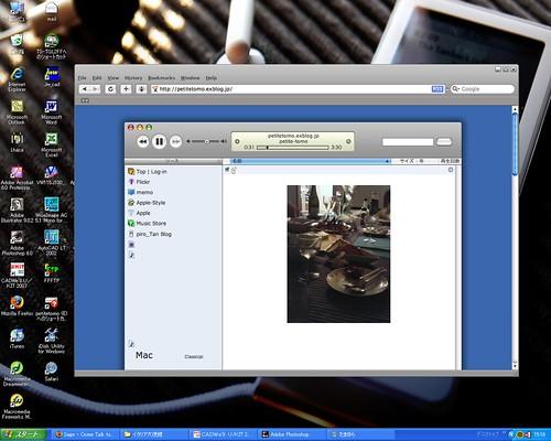 Safari 3.0.1 on Windows