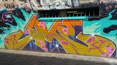 JME... (colourourcity) Tags: streetartaustralia streetart graffiti melbourne burncity colourourcity awesome nofilters letters alphabet monsters alphabetmosnters wildstyle jme jayme wca rcf bunsen burners bigburners iloveletters colourourcityletters