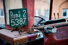 D70_1861 (Stefano La Commare) Tags: casale barbabianca italy rome farm tractor farmlife vintage oldtimer nikon nikond700 d700