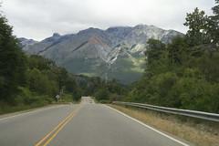 Camino al Bolson.-.. (Vero Lazzaro) Tags: road patagonia argentina ruta ro carretera negro route estrada 40 nacional va rodovia