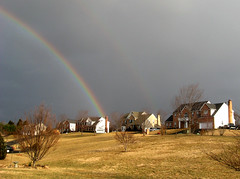 No Snow, Just Rainbows