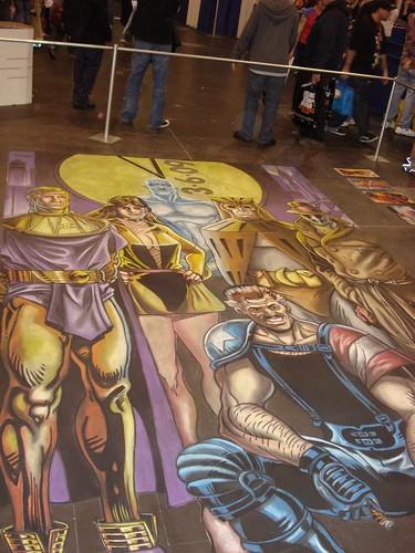 Chalk Watchmen