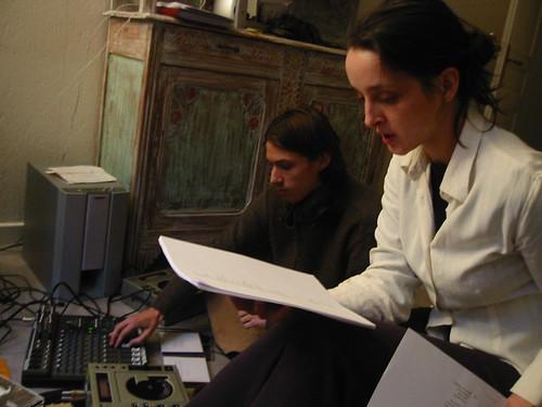 Chi ocsha, Lecture à L'arobas, Bordeaux - 05