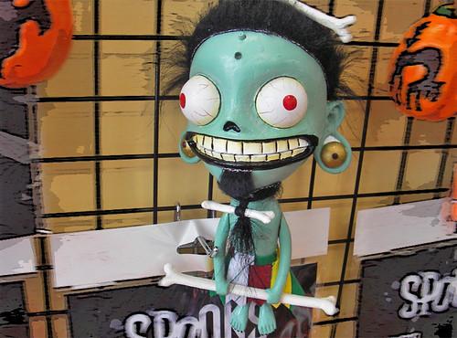 Halloween mascot