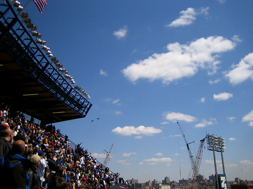 Mets Opening Day - 2007