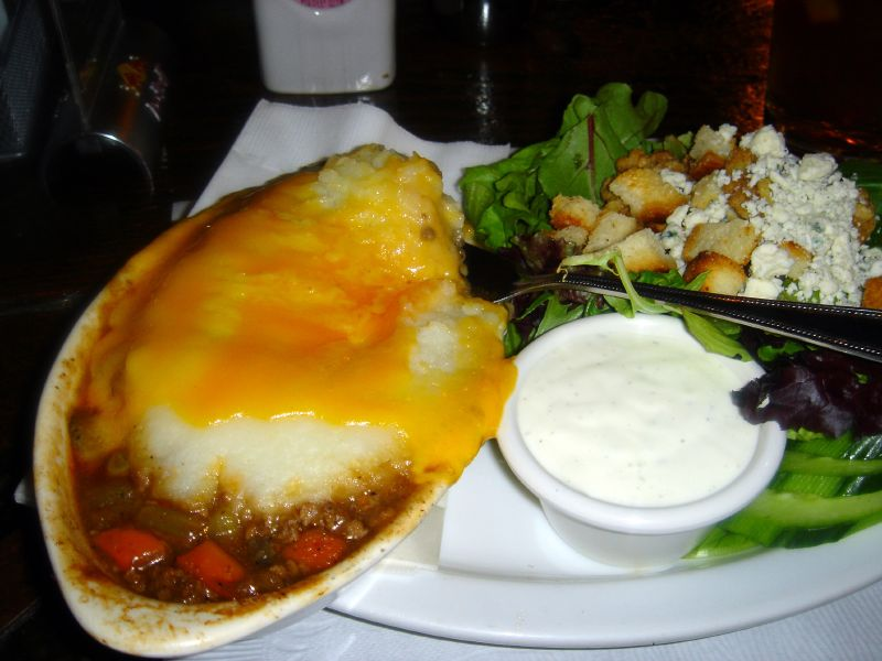 Traditional Shepard's Pie