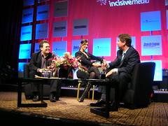 Danny Sullivan, Steve Berkowitz & Ms. Dewey at SES NYC 2007