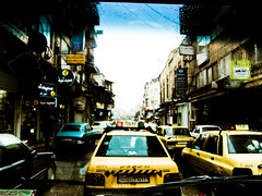 Aleppo, ride through the city - by HakanT
