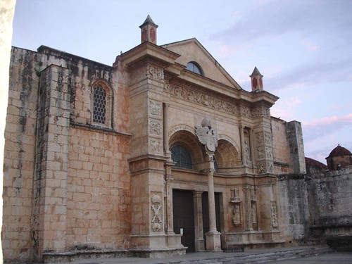 Catedral Primada de América / America's First Cathedral