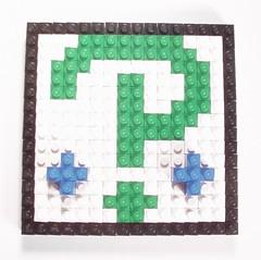 Lego Icon Mosaic