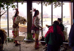 Indians in Visitor Center