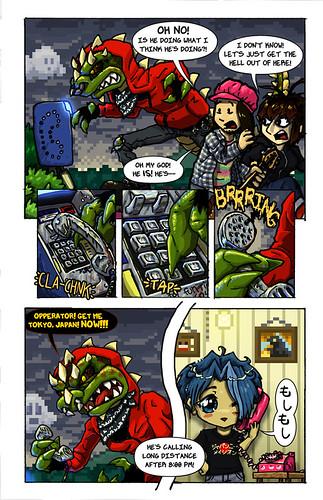 Hardcoreasaurus - Page 3
