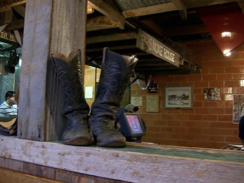 Boots at Bills