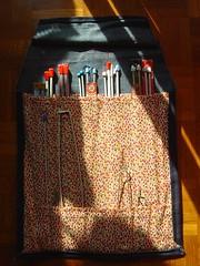 Set de Tejer (Lillibit) Tags: coser agujas organizacin ganchillomanualidades