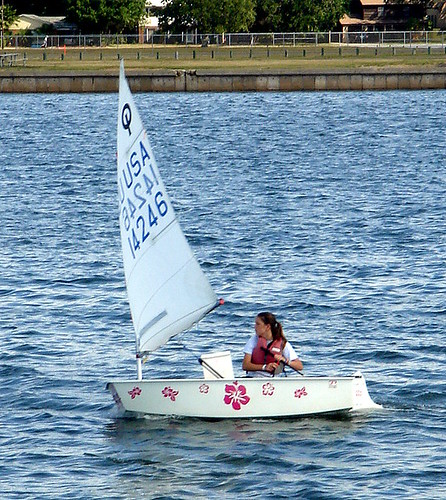 C Launching - Schools Out Regatta
