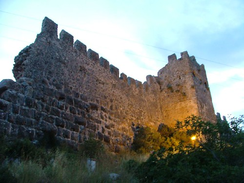 Castle/ fortress - Alanya, Turkey