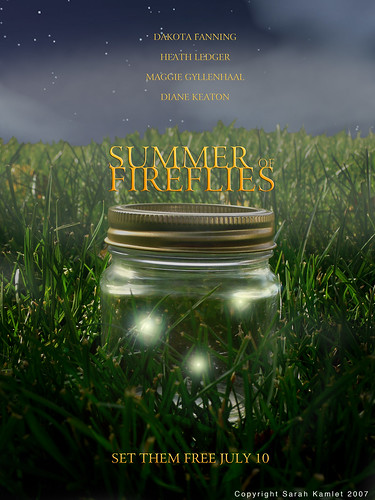 summer of fireflies copyrighted