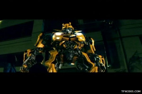 Pelicula de Transformers: Bumblebee