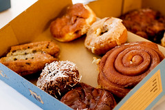 more doughnuts (roboppy) Tags: doughnut seriouseats frittellis