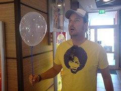 mc winkel mit ballon