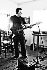 _DSC0090 (Siggidóri) Tags: music students studio drums raw nef bass guitar recording lightroom electricbass recordingsession bassi gítar adobergb hljómsveit nemendur upptökur trommur hljóðver musicstudents samspil tónlistarskólireykjanesbæjar grayscalemonotonebwsepiasplittoning