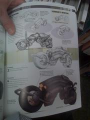 Conceptual art (cycle) (Jpl3k - Jipple28) Tags: art bike book sketch drawing motorcycle akira concept conceptual