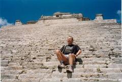 Mexico, Temple van Uxmal
