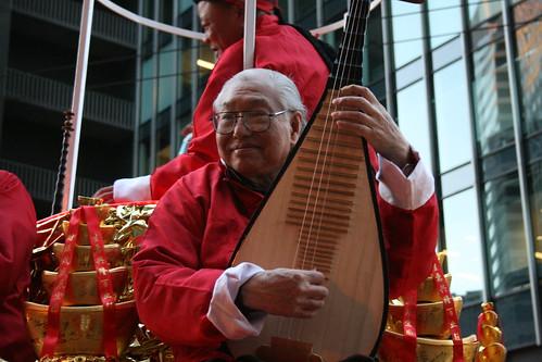 Parade Musician